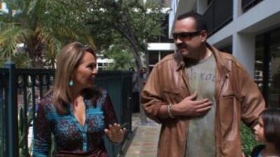 María Elena Salinas estuvo a solas con Pepe Aguilar.