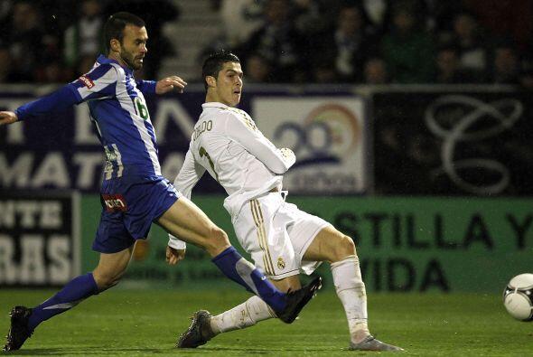 Pero el astro portugués Cristiano Ronaldo puso el segundo en la cuenta.