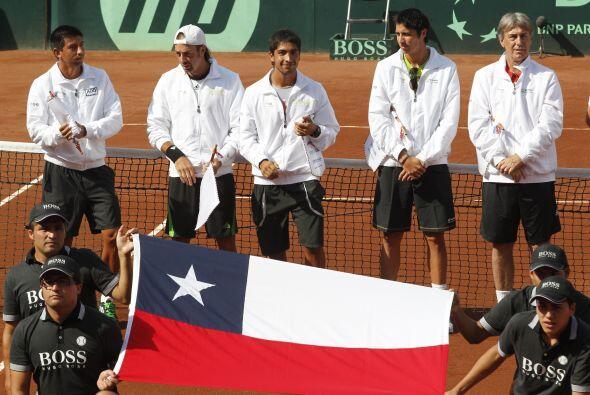 Por su parte, Chile irá al repechaje y necesitan ganar para mantenerse e...