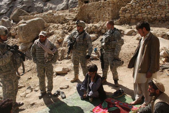 En Kunduz han aumentado los ataques contra las fuerzas afganas y la coal...