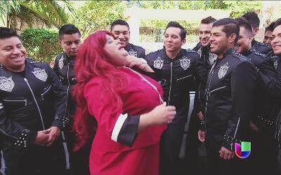 Lupe de Molina es la culpable que la banda 'Trakalosa' no puede continua...