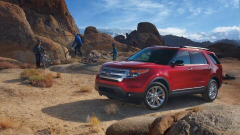 El masivo llamado también afecta a 81,000 unidades de la SUV Explorer.