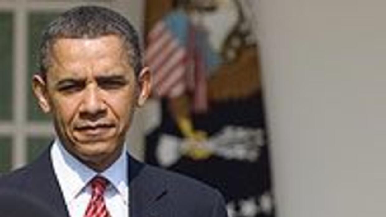 """Obama fustigó ley SB 1070 de Arizona y dijo que era una medida """"equivoca..."""