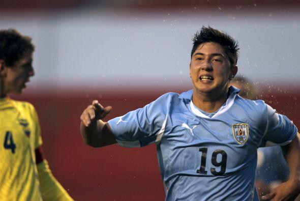 Uruguay había puesto a temblar a Ecuador al irse arriba en el marcador.