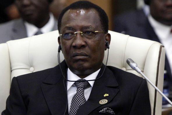 Chad. Este país africano de poco más de 10 millones de habitantes bajo e...