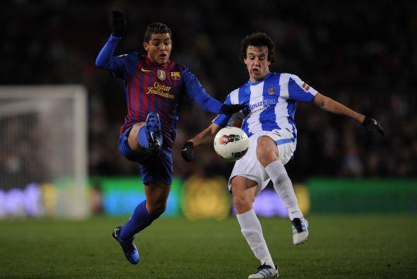 Jonathan Dos Santos nunca pudo llegar al primer equipo del Barcelona. El...