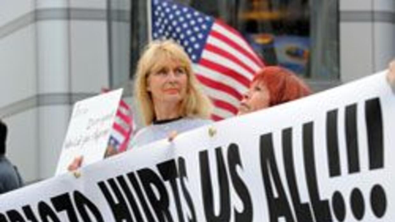 Activistas de LA viajaran a Phoenix para protestar contra la ley SB 1070...