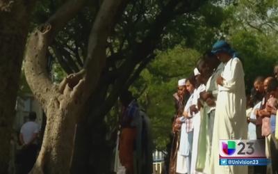 Musulmanes construyen una mesquita en Cuba