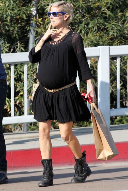 ¡Su vientre ha crecido muchísimo! Mira aquí lo último en chismes.