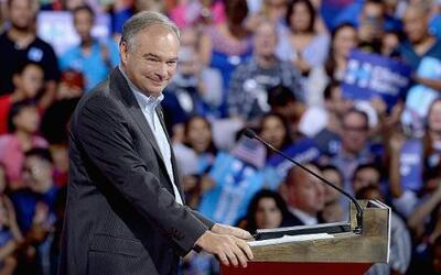 Sacerdote jesuita relata la historia de Tim Kaine en Honduras