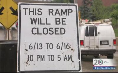Paciencia por cierres en autopista Kennedy