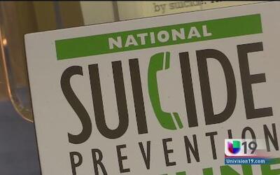Prevención del suicidio en CA