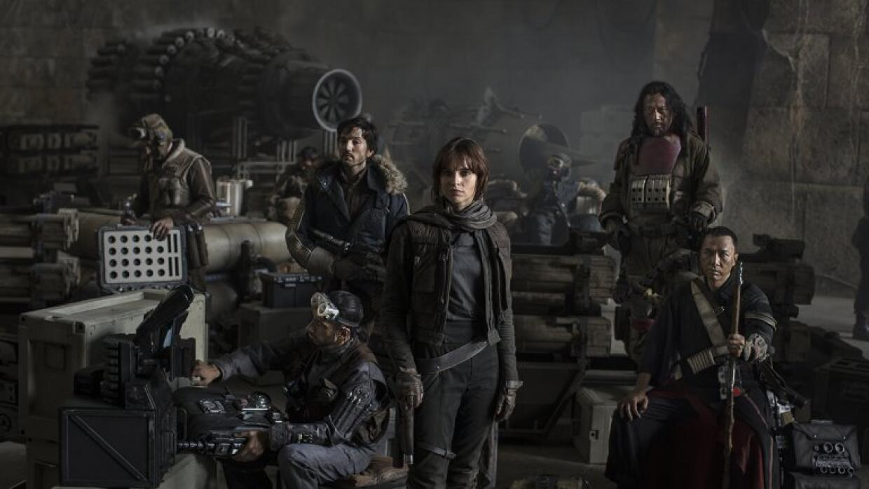 Elenco de Star Wars: Rogue One