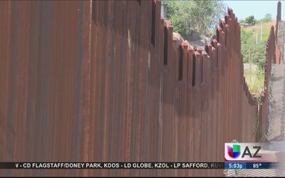 Organizan protesta contra militarización de la frontera