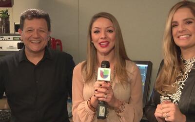 Univision estrena El show de Renzo y María Esther en Houston