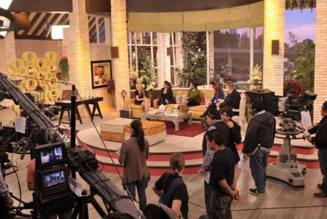 El momento más sentimental del show llegó cuando Lili y Raúl tuvieron qu...