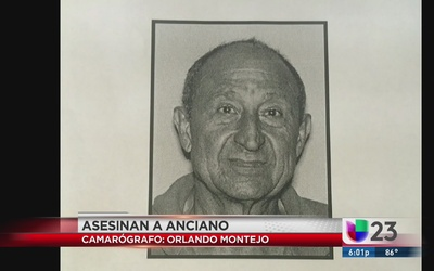 Hombre de 73 años muere asesinado