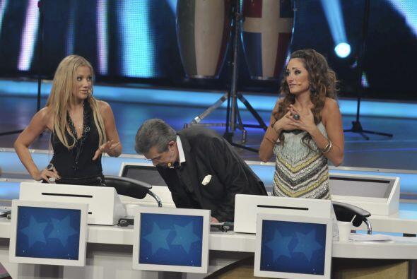 Pero, ¿de qué estarían platicando y por qué Raquel traía esa carita de p...