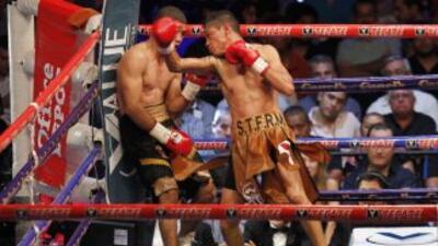 Tomás 'Gusano' Rojas derrotó por decisión unánime al panameño Irving Ber...
