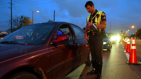 Las autoridades del Metroplex están listas para detener a los conductore...