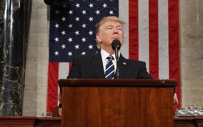 Trump invitó a víctimas de indocumentados para justificar la creación de...