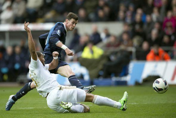 Gareth Bale no ha parado de aparecer en nuestro 11 ideal y es que cada j...
