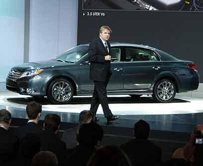 Toyota Avalon 2011Uno de los momentos más difíciles de la historia para...