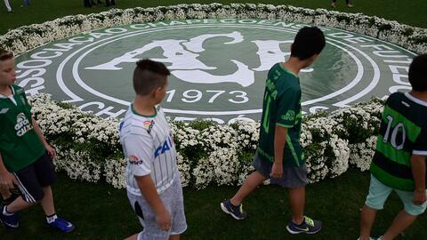 Arena Conda, el estadio del Chapecoense donde despedirán a los jugadores...