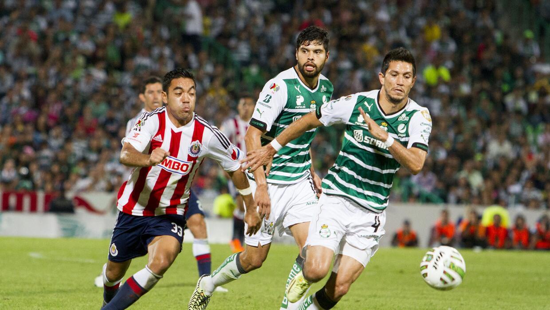 Previo Chivas vs. Santos: El rebaño quiere amarrar la final en casa 2015...