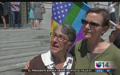 San Francisco reacciona ante fallo de Corte