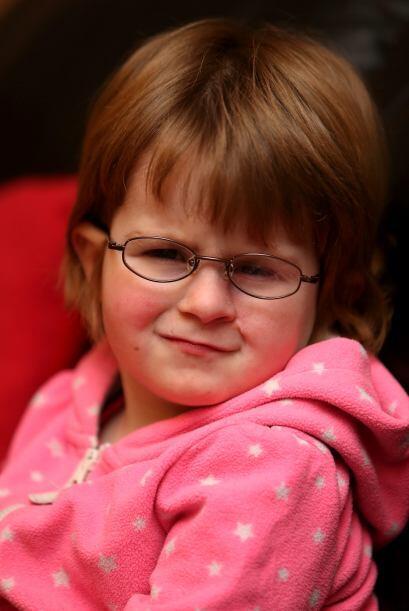 Los médicos le dijeron a los padres de Bethany  que tendrí...