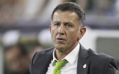 Todos los números de Juan Carlos Osorio, el único técnico invicto del He...