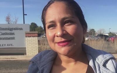 Guatemalteca en riesgo de deportación dice que su familia estaría en pel...
