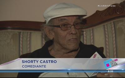Shorty Castro habla de su condición de salud