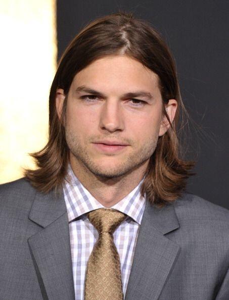 Asthon kutcher es otro 'sex symbol' que arruina el angelical rostro que...