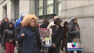 Continúan las protestas por Laquan