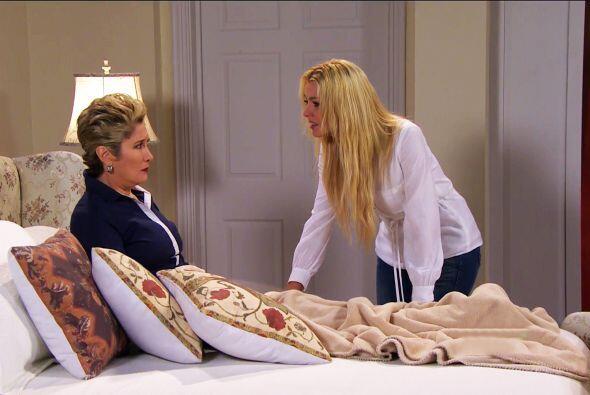 Bien Sofía, qué bueno que tomaste valor y enfrentaste a tu mamá.