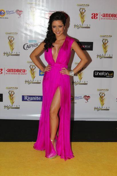 Ariadne Díaz, sin lugar a dudas es una de las actrices más guapas de la...