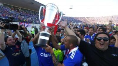 U niversidad de Chile campeón