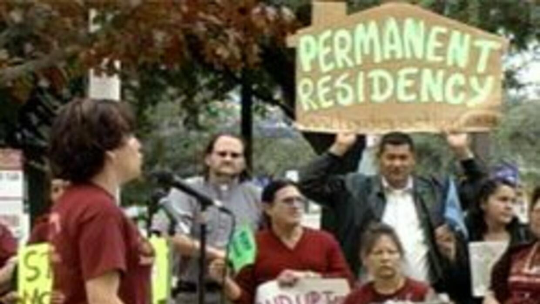 Grupo pro inmigrantes en el sur de Arizona