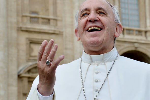 El pontificado del Papa Francisco cumple su primer año y durante...
