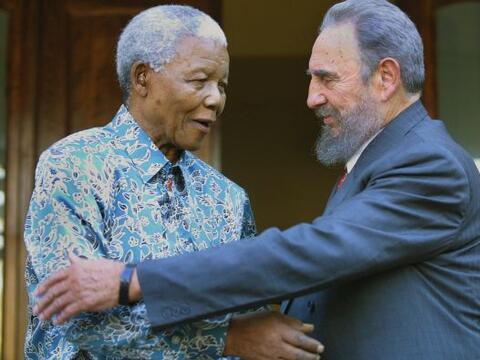 Entre 1975 y 1990, Cuba envió más de 350 mil soldados al s...