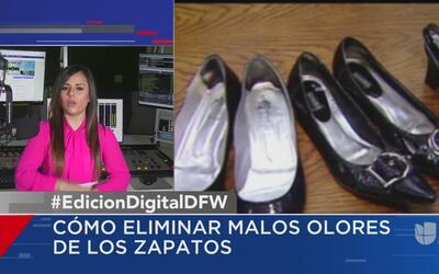 El Tip de la Muñeca: elimine malos olores de sus zapatos