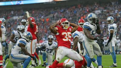 Highlights Temporada 2015 Semana 8: Kansas City Chiefs 45-10 Detroit Lions