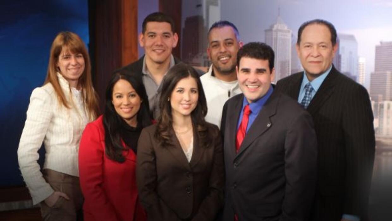 El noticiero de Univision 65 celebra tres años de servir a las comunidad...