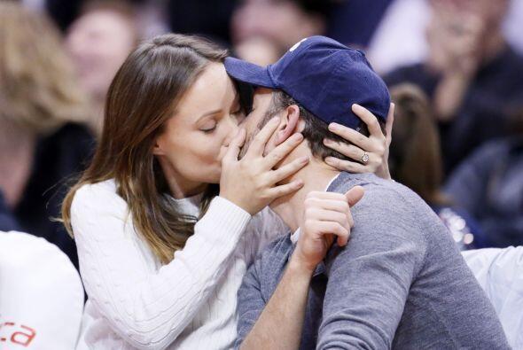 Sus besotes acapararon la atención. Mira aquí los videos más chismosos.