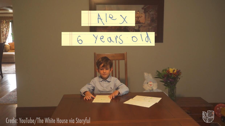 Un niño de 6 años nos da una lección de compasión al mundo entero (y le...