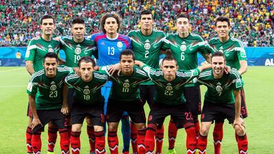 Selección Nacional de México en la Copa Oro GettyImages-451120740.jpg