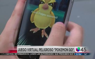 Pokémon GO, un juego con varios riesgos ocultos