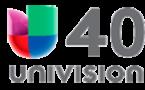 RALEIGH, NC UNIVISION 40 NUEVO LOGO